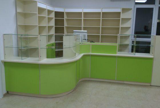 мебель для аптек, аптечное оборудование, оборудованиеи для аптек